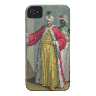 The Grand Lord, in his seraglio with the Kislar Ag iPhone 4 Case