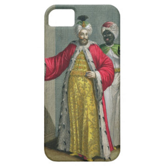 The Grand Lord, in his seraglio with the Kislar Ag iPhone 5 Cases