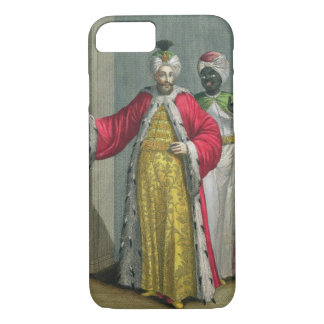 The Grand Lord, in his seraglio with the Kislar Ag iPhone 8/7 Case