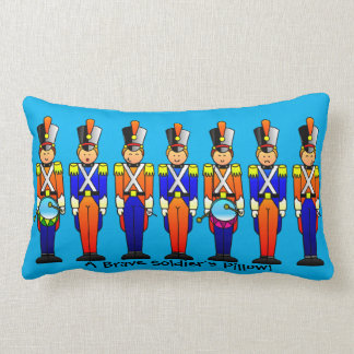 The Grand Old Duke of York - 7 Soldiers Cushions