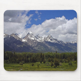 The Grand Tetons Mouse Pad