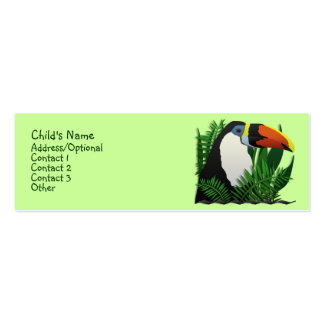 The Grand Toucan Business Card Templates
