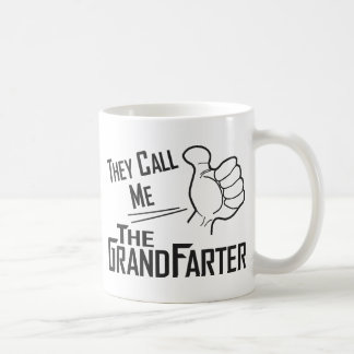 The Grandfarter Coffee Mug