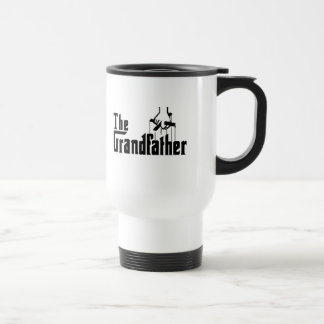 The Grandfather Gifts for Granddad Stainless Steel Travel Mug
