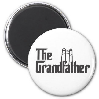 The Grandfather Refrigerator Magnets