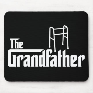 The Grandfather Mouse Mat