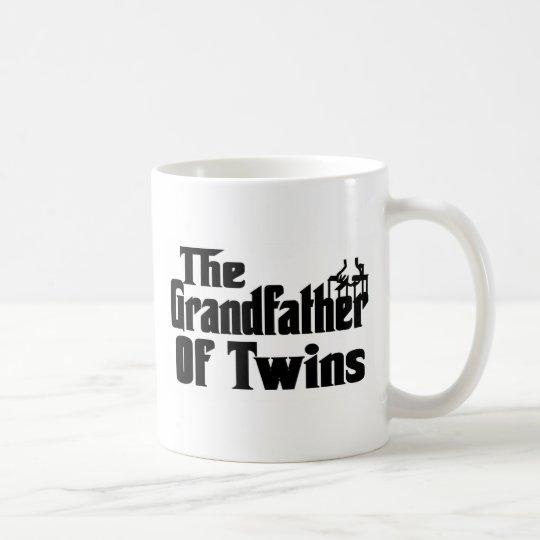 The GRANDFATHER of TWINS Coffee Mug