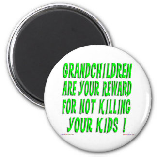 The Grandparent Reward Magnet