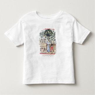 The Grape Harvest, 13th century Toddler T-Shirt