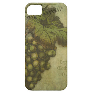 The Grapes of Worth for Mother iPhone 5 Cover