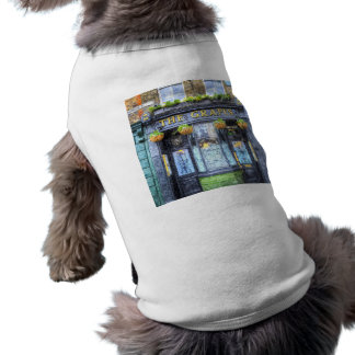 The Grapes Pub London Art Shirt
