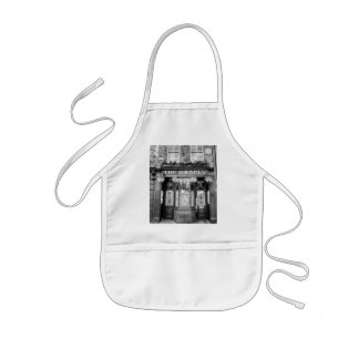The Grapes Pub London Kids Apron