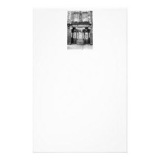 The Grapes Pub London Personalised Stationery