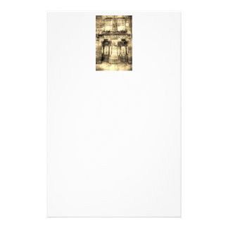 The Grapes Pub London Vintage Personalised Stationery