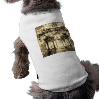 The Grapes Pub London Vintage Sleeveless Dog Shirt