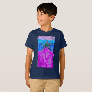 "The ""Graphic Star"" T for boys, by Luka Myers T-Shirt"