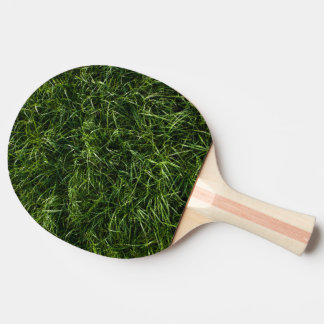 The Grass is Always Greener Ping Pong Paddle