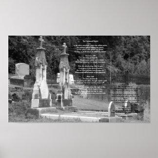 """The Graveyard Rabbit"" Print"