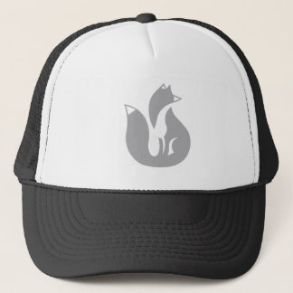 The Gray Fox Trucker Hat