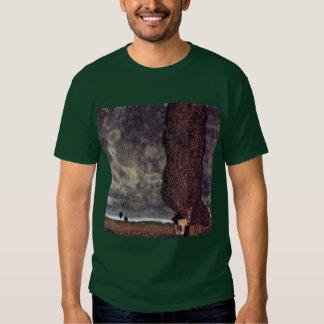 The Great Aufziehendes Poplar Or Thunderstorms T-shirt