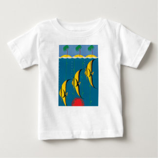 The Great Barrier Reef Australia Baby T-Shirt