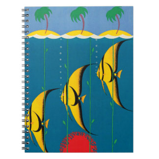The Great Barrier Reef Australia Notebook