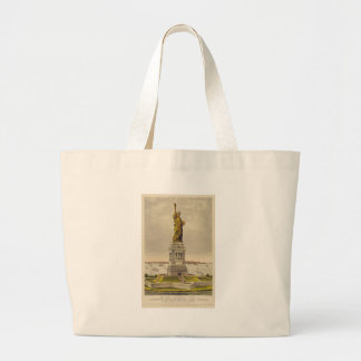 The Great Bartholdi Statue of Liberty Bag