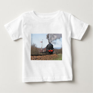 The Great Britain III steam train Baby T-Shirt