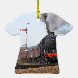 The Great Britain III steam train Christmas Ornament
