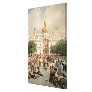 The Great Church Canvas Print