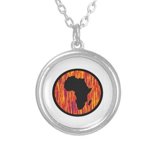 THE GREAT CONTINENT SILVER PLATED NECKLACE