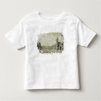 The Great Court Yard, Dublin Castle, 1792 (engravi Toddler T-Shirt