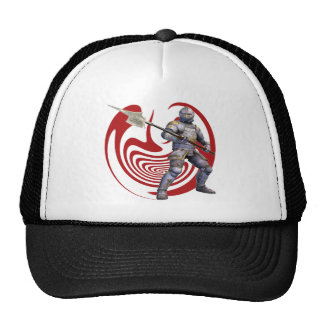 THE GREAT DEFENDER MESH HAT