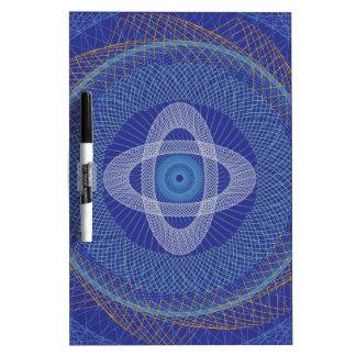 The Great Design Purple Dry Erase Board