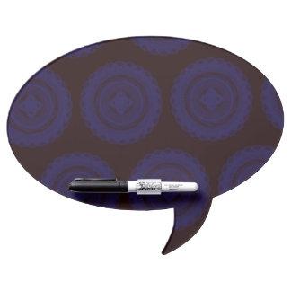 The Great Design Purples Dry-Erase Board