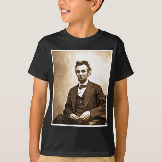 The Great Emancipator Abe Lincoln (1865) T-Shirt