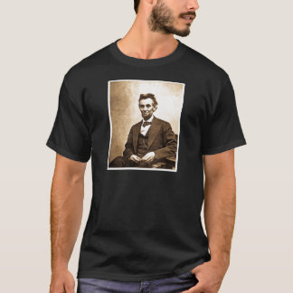 The Great Emancipator - Abe Lincoln (1865) T-Shirt
