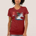 The Great Escape - bear shark cavalry T-shirts