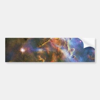 The Great Eta Carina Nebula NGC 3372 Bumper Sticker