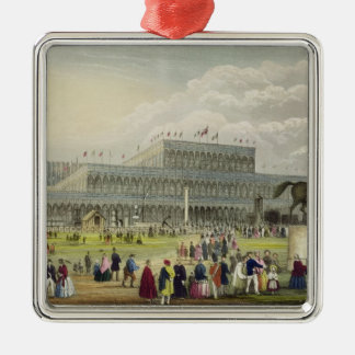 The Great Exhibition of all Nations, by Chavanne, Christmas Ornament