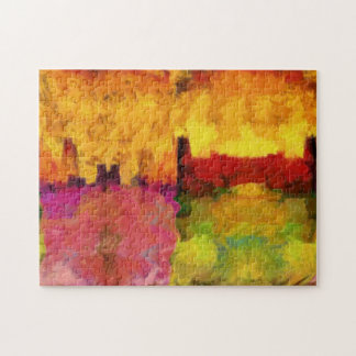 The Great Fire Jigsaw Puzzle
