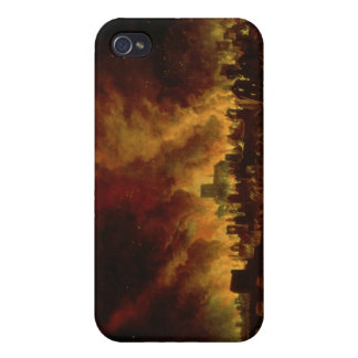 The Great Fire of London in 1666 Case For The iPhone 4