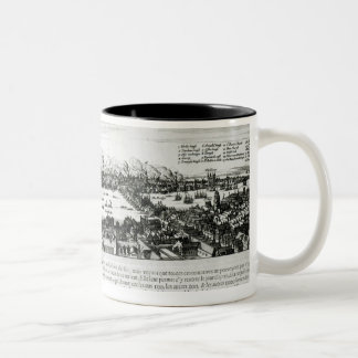 The Great Fire of London in 1666 Coffee Mugs