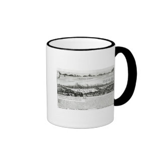 The Great Fire of London in 1666 Mugs