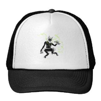 The Great God Pan Mesh Hats