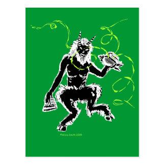 The Great God Pan Postcard