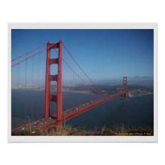 """The Great Golden Gate,"" Poster! Poster"