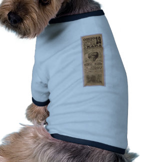 The great kara Vintage Theater Dog Clothes