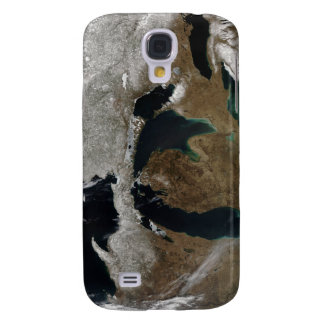 The Great Lakes 3 Galaxy S4 Case