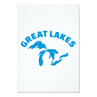 The Great Lakes Custom Invite